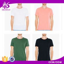 High Quality Guangzhou Shandao Manufacture 120g 100% Polyester Short Sleeve O-Neck Casual White Color Bulk Wholesale T Shirts