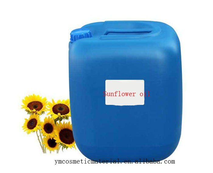 sunscreen superior moisturizing crude sunflower oil in bulk