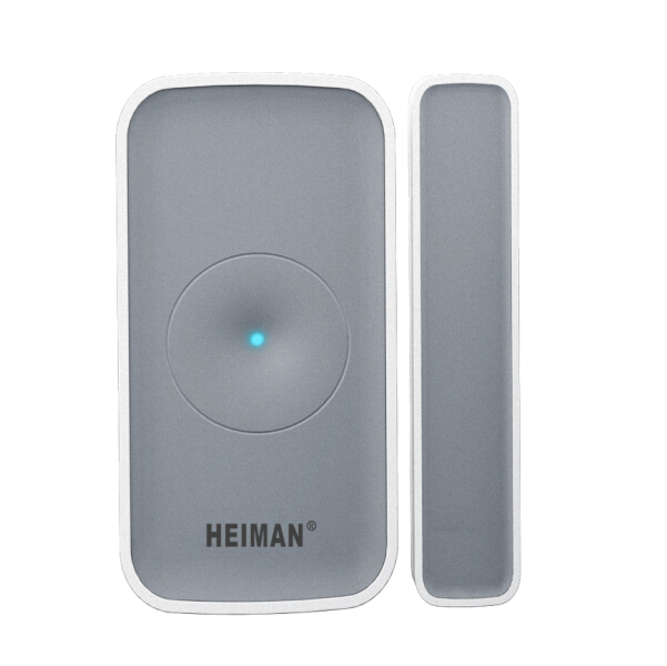 Best quality Smart Home Magnetic Window Door Sensor Alarms Wireless With Remote Control Alarm