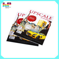 Cheap book/album/brochure/magazine/leaflet/flyer/poster printing factory