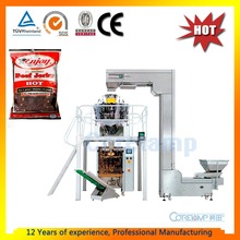 Vertical Automatic Dry Food Packaging Machine for Beef Jerky