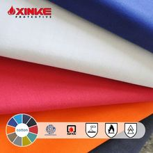 Xinke protective NFPA 2112 100% cotton flame retardant children's fabric