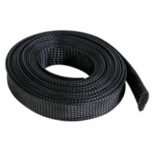 Fray resistant braided Nylon expandable mesh tube/sleeving