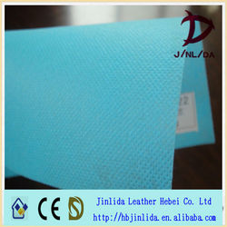 blue 60g waterproof spun-bonded PP non woven fabric for bags
