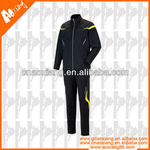 Customized cheap Black Tracksuit