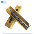 Wholesale high quality evod starter kit glass atomizer variable voltage e-cigarette kit