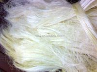 Natural/raw hemp fiber for making all the sisal products