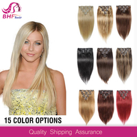 20 24 Affordable 100 Best Indian Real Remy Cheap Human Hair Clip In Extensions