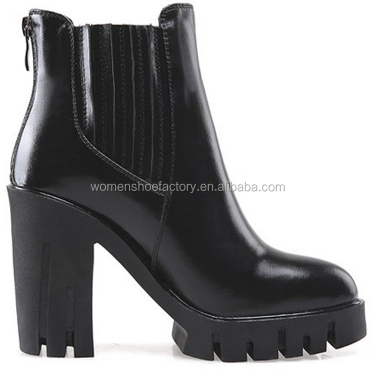 factory wholesale women classical high heel roman style shoes women boots