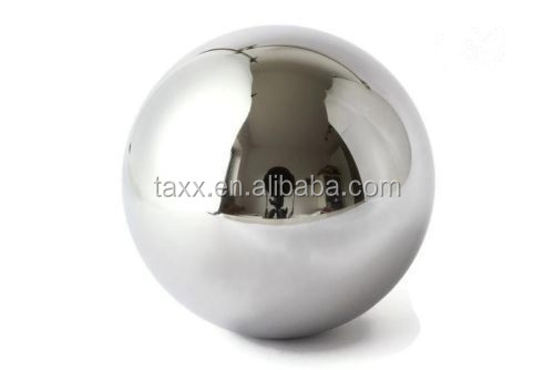 AISI/SUS 304 316 440 440C stainless steel decorative balls G10-G1000