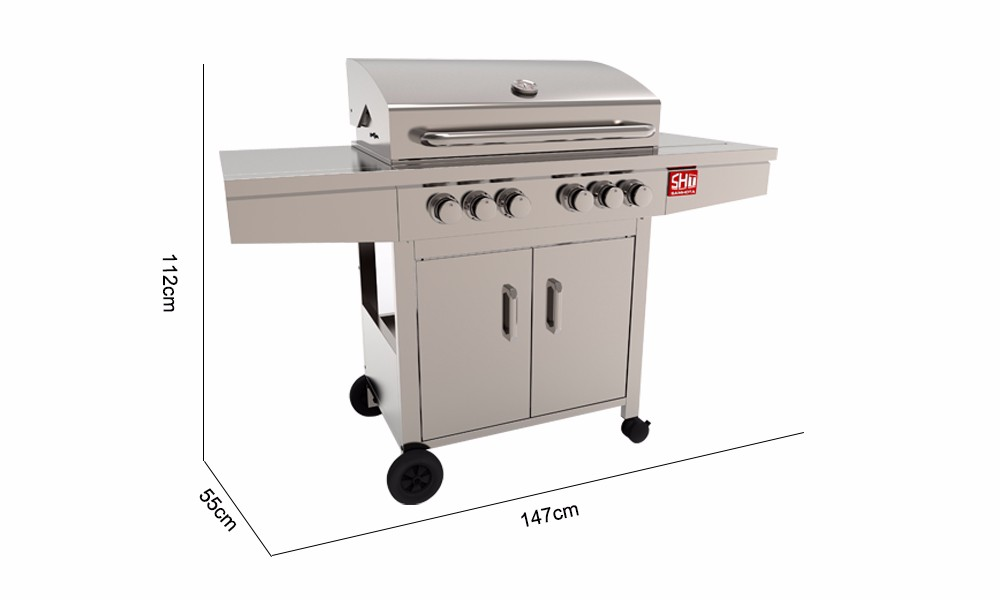 Hot sale gas barbecue grill