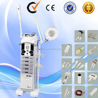 AU-9988 17 in 1 Multifunctional Galvanic remove lymphatic pathways future age spots beauty Equipment