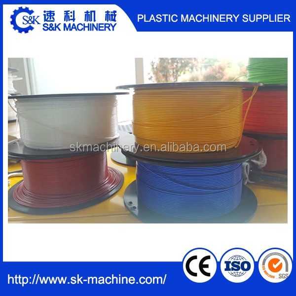 Nanjing KAIYOU 3D Printer PLA and ABS Filament Extruders, Plastic Filament Extruding Machine