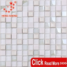 BW02 Easy to Install Artist Ceramic tile For sky scrappers