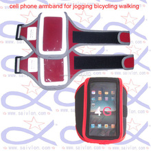 neoprene sports armband/phone holder/arm sleeve