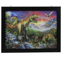 HONGDAO kids gift picture,dinosaur picture,boy gift amazing picture