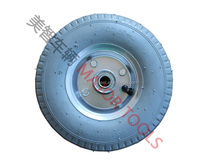 steel rim 2.8/2.5-4 wheelchair pneumatic wheels