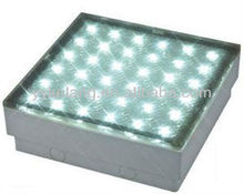 IP65 waterproof Square LED Brick Light for outdoor