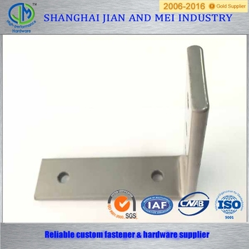 wood angle brackets Stamping parts metal connector
