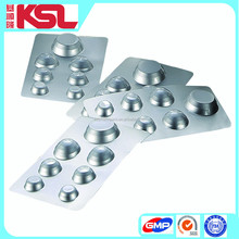 cold forming aluminum foil blister packaging
