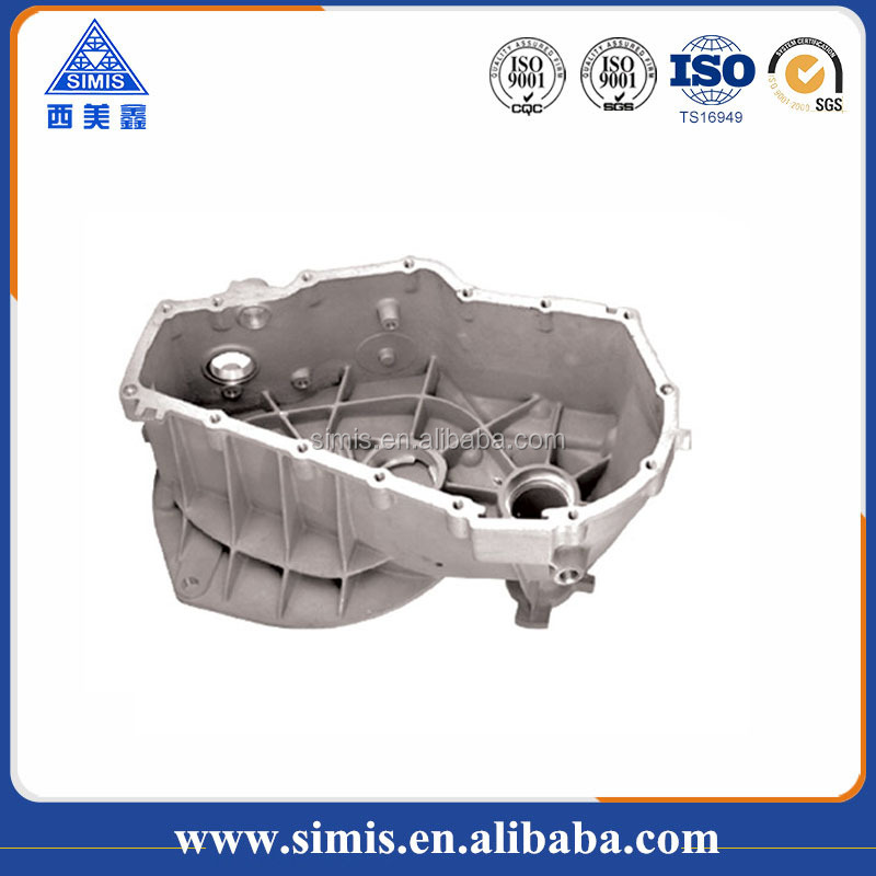 Customized aluminium die casting shell