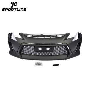 PU GS NEW Version Front Bumper for Toyota Mark X Reiz 2013 2014