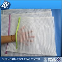 Factory manufacture color 100% polyester laundry bags