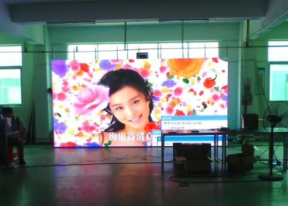Fast refresh rate p4.81 led display screen xxx video hot xx rental p4.81 led