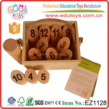 Newest Design Block Toys Kids&Adult Best Gift Educational Wooden Intellect Blocks Toys for Children