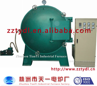 model WZS- 350 vacuum high temperature sintering furnace used meny fields furance for sale