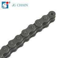Durable 40Mn steel material b series transmission parts 05b duplex machine roller chain