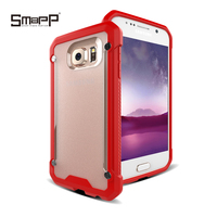 Classic transparent tpu sublimation case for samsung phone cases
