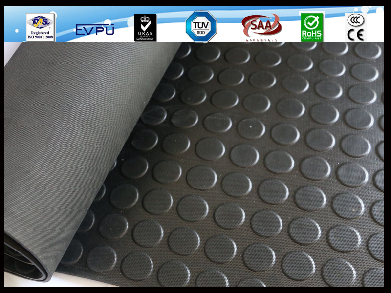 Top selling ! snake skin coin rubber flooring mat anti-slip rubber sheet