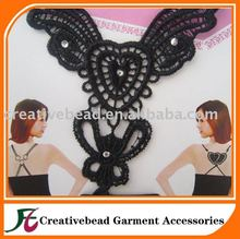 Heart shape bra strap