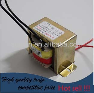 E type Horizontal high-frequency transformer