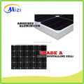 With quota germany warehouse 150w 12v solar panel