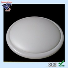 PS Acrylic ceiling lamp Flush round fluorescent light fixture cover