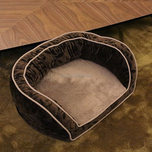 Eco-friendly easy wash durable dog bed house factory indoor for large dogs