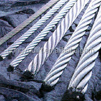stainless or galvanized steel wire rope sling price