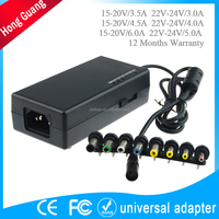 6.0*4.4mm DC tip 12v 80w power adapters with dc tip 4.0*1.7mm