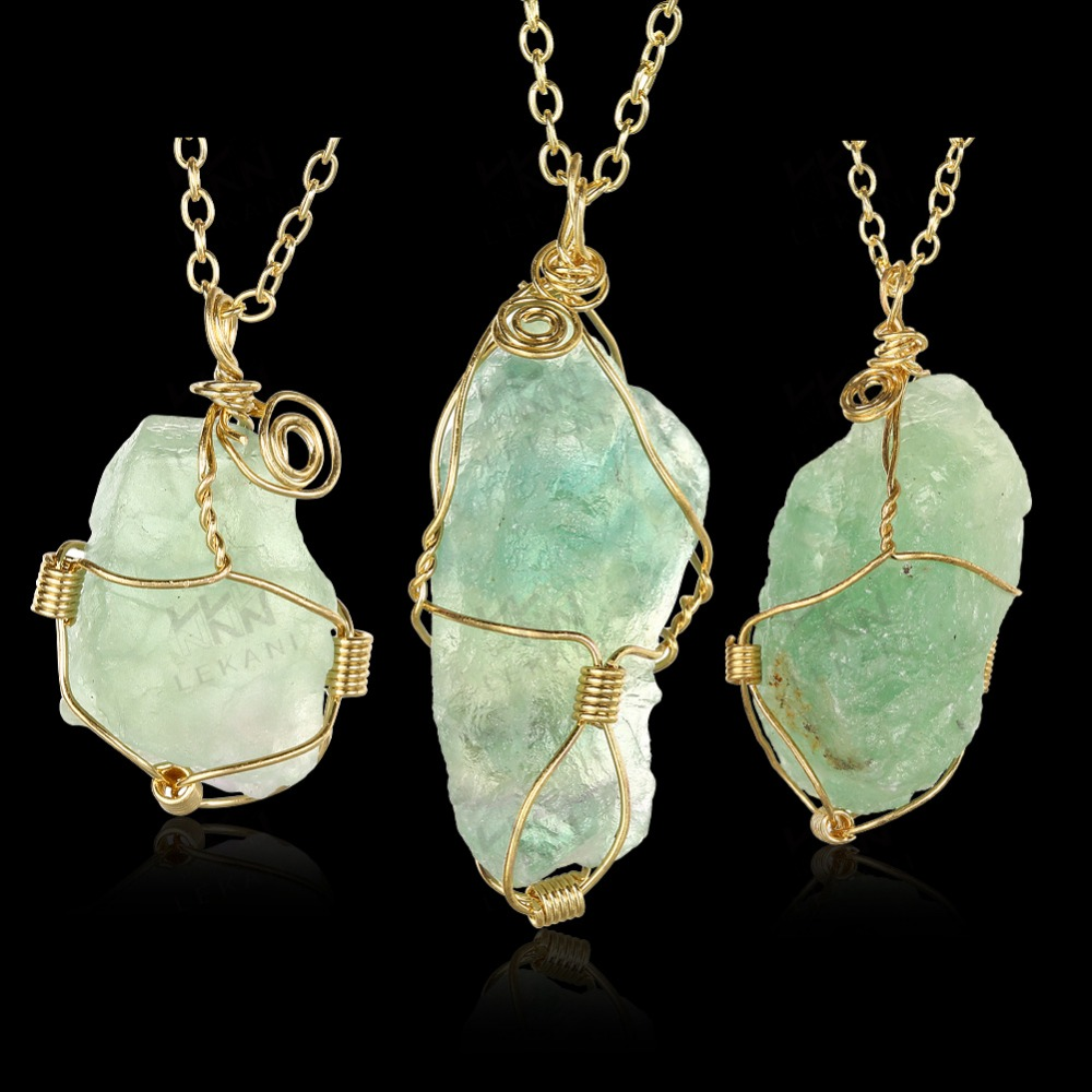 wholesale costume jewelry nice crystal pendant necklace