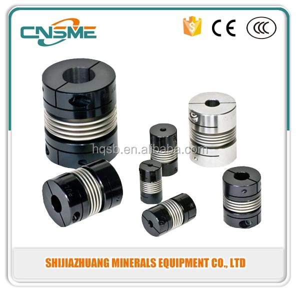 Expanding Joint Pin Coupler : Shock reducer welding flexible flange ball joint coupling