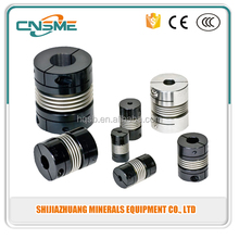 Shock Reducer welding flexible flange ball joint coupling rubber bellow expansion joint