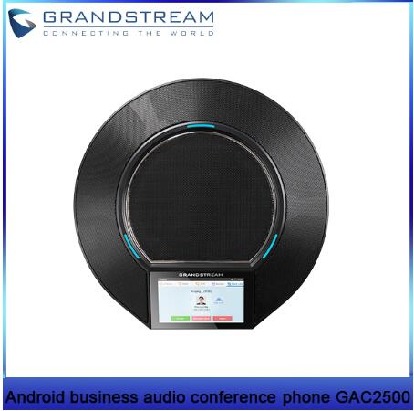 Grandstream Android-based Business Conference Phone GAC2500 Audio Conferencing