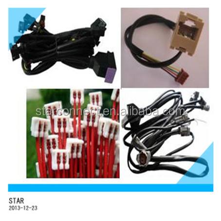 high quality wire harness manufacturer for auto and electronic