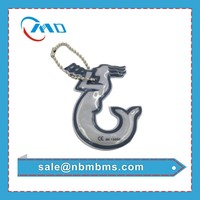 2015 Best Cheap Price Reflective Promotional Keychain