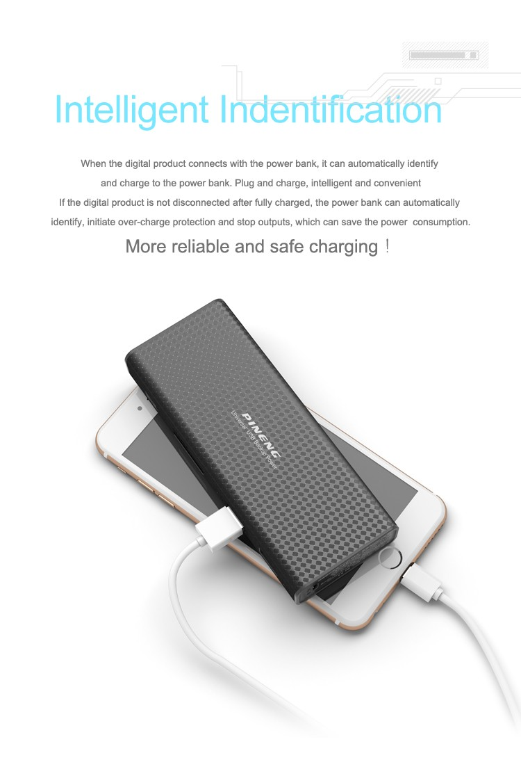newest poetable case creative speaker power bank 10000mah