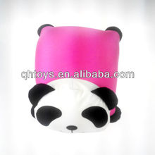 novelty panda body pillow,cute cushion for child