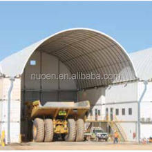 Boat tent prefabricated steel building fabric building tent shelter