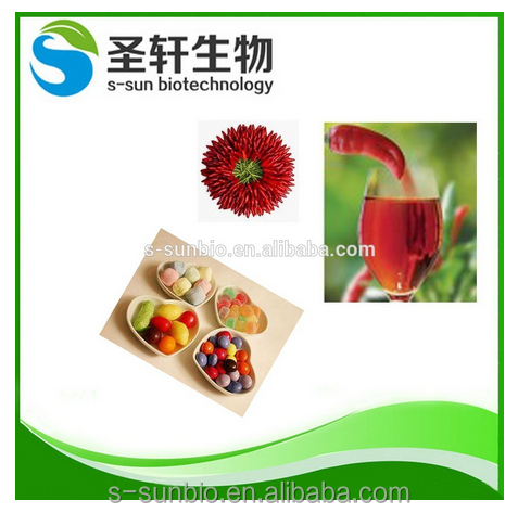 Competitive Price Natural Food Additive Oleoresin Paprika